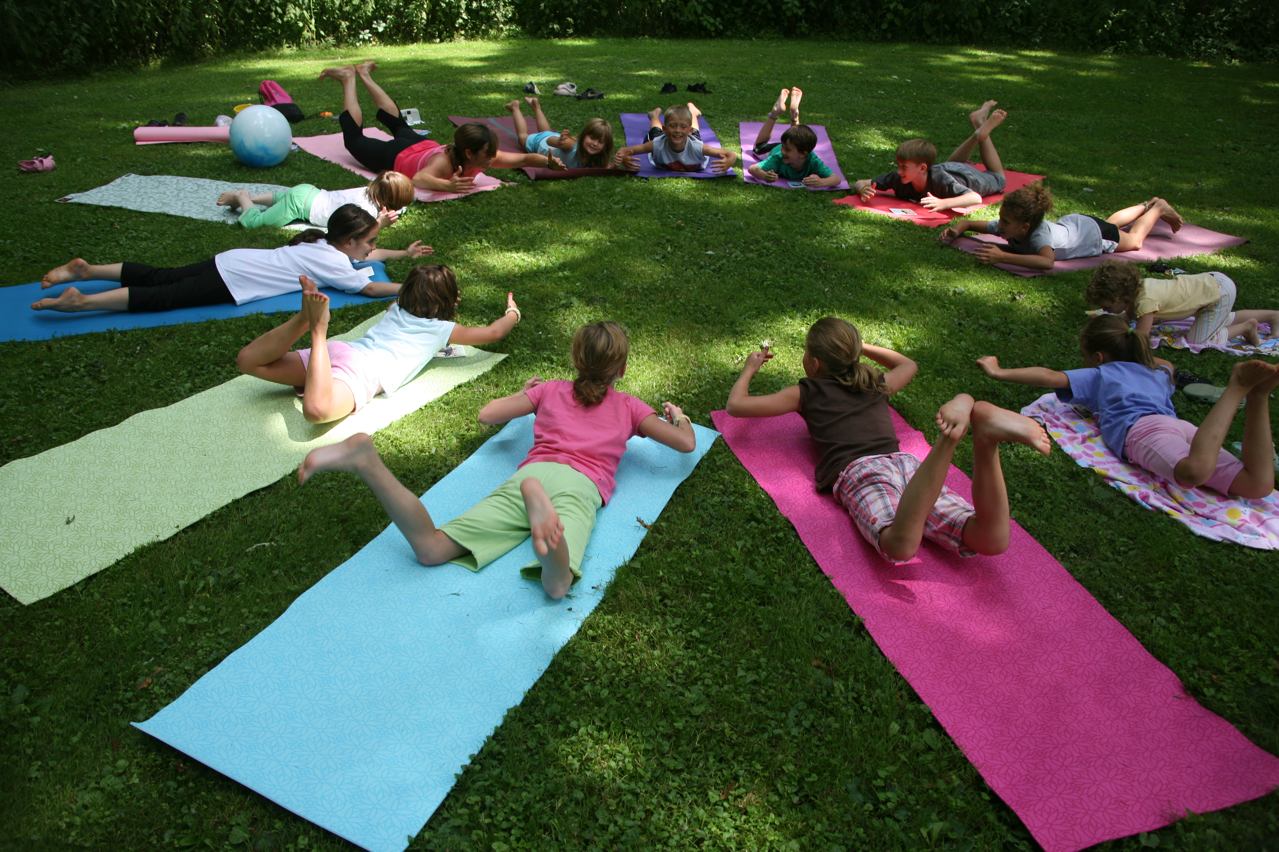 25 Reasons Your Kids Should Do Yoga