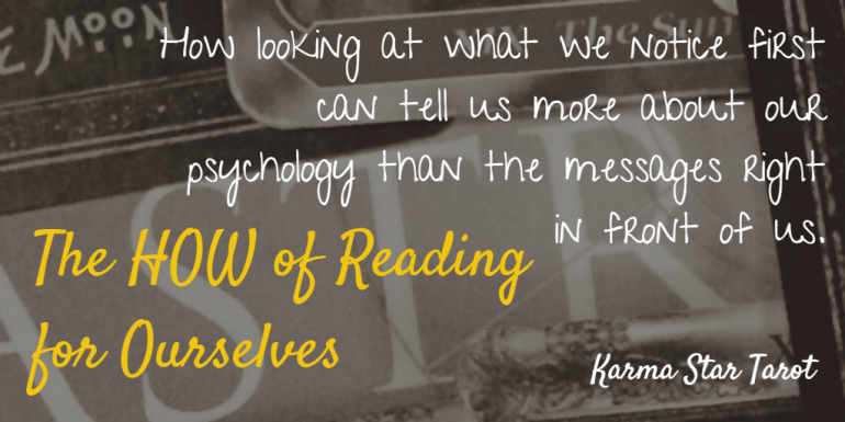 How We Read for Ourselves