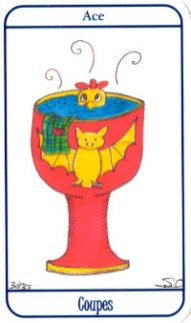 Image Credit: http://www.aeclectic.net/tarot/cards/kilted-rubber-chicken/
