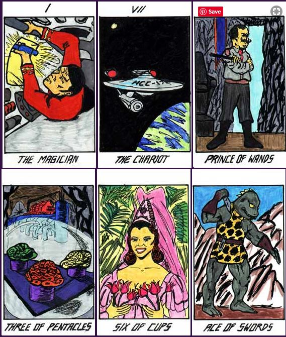 Star Trek Tarot