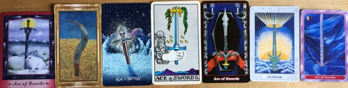 Ace of Swords | Weekly Tarot Card Part 5: Putting It All