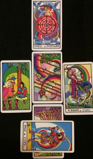 Day 7 30 Day Tarot Writing Challenge