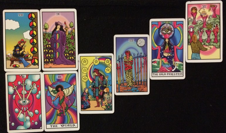 Day 14 30 Day Tarot Writing Challenge
