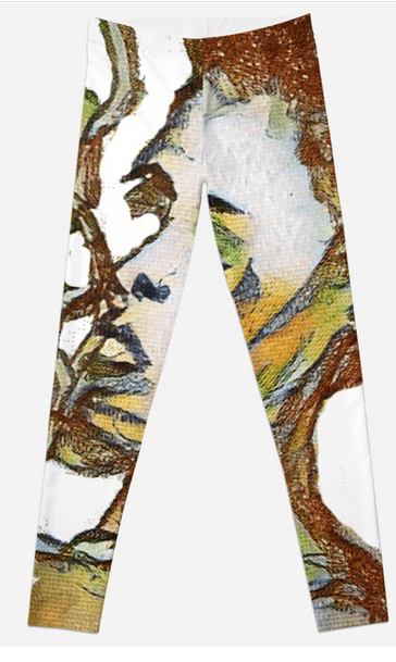 yoga pants Miley