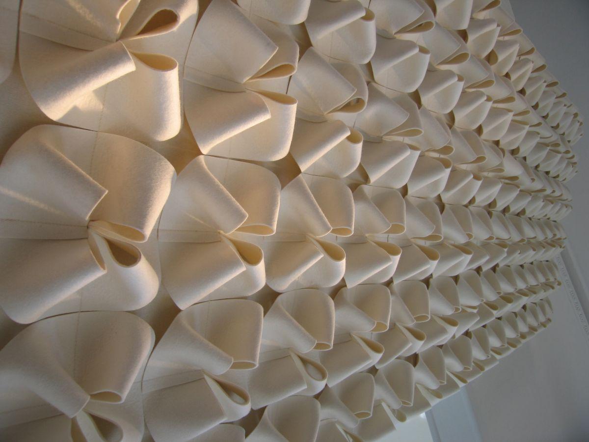Felt Wall Coverings By Anne Kyyr Quinn KARMATRENDZ