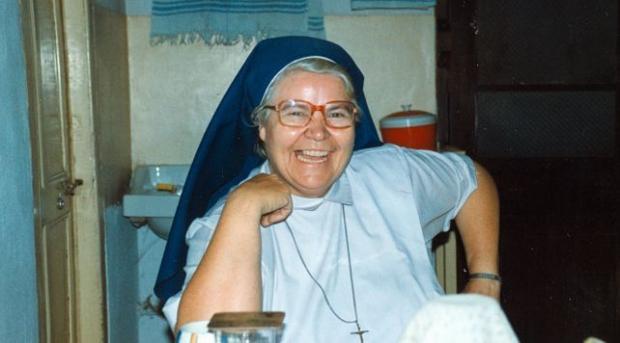 Sister Cyril of Calcutta