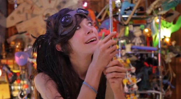 Creative Compulsive Disorder: Remembering Zina Nicole Lahr