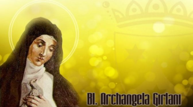 Blažena Arkanđela Girlani (29. siječnja)
