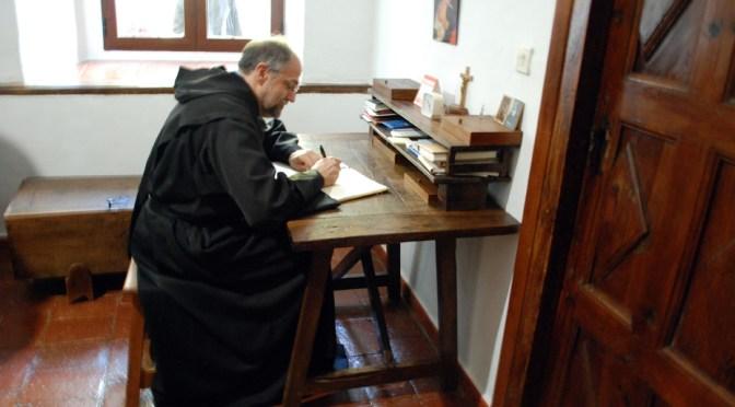Pismo Generala Reda sestrama bosonogim karmelićankama