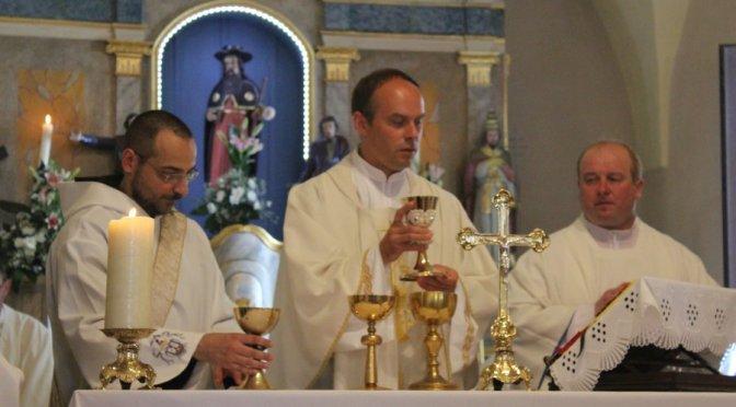 Mlada misa našeg oca Vedrana Pavlića