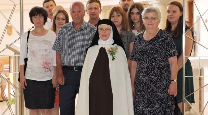 Dvadeset i peta obljetnica zavjeta s. Emanuele od Blažene Djevice Marije