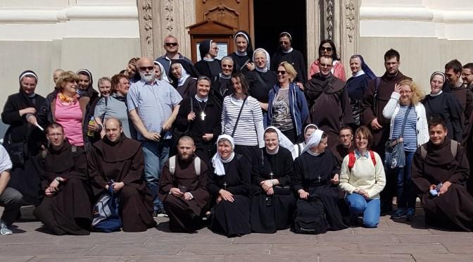 Studij Teologije posvećenog života od jeseni u Splitu