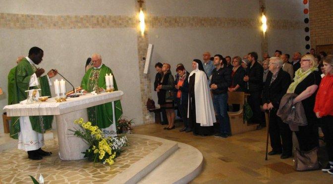 Blagdan svete Male Terezije u bistričkom Karmelu