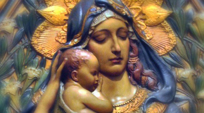 sv. Edith Stein o Mariji