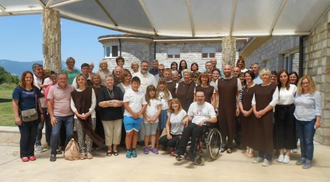 Duhovne vježbe Karmelskog svjetovnog reda na Buškom jezeru