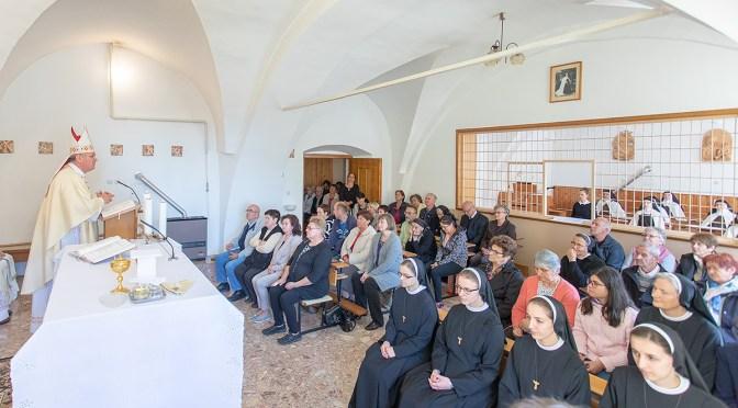 Karmel u Kloštar Ivaniću proslavio blagdan svoje zaštitnice