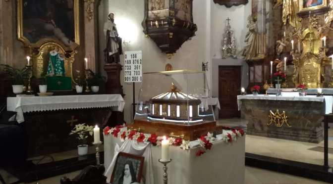Relikvija sv. Elizabete od Trojstva u Grazu