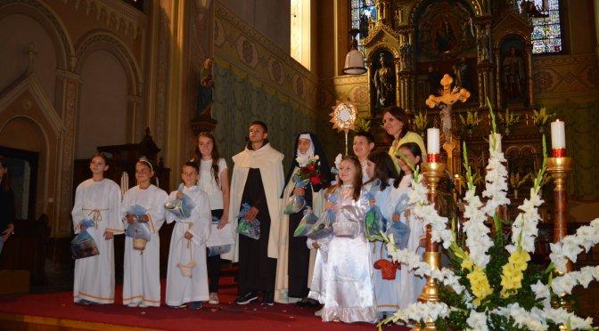 Proslava obljetnice smrti sluge Božjega o. Gerarda