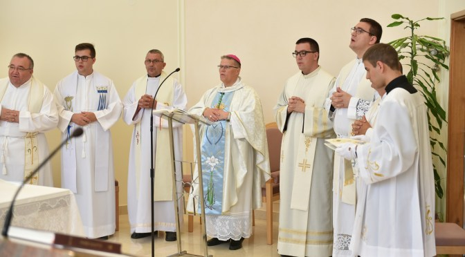 Svetkovina Gospe Karmelske u Karmelu sv. Josipa u Breznici Đakovačkoj