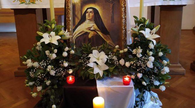 O. provincijal predvodio slavlje sv. Terezije i postavljanje u akolitsku službu