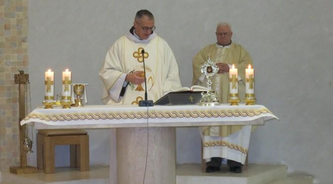 Duhovni otac Karmela proslavljen u Mariji Bistrici