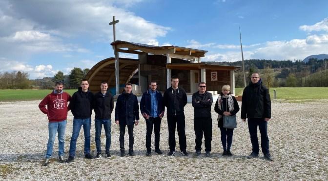 Novaci na Bleiburškom polju i u Klagenfurtu