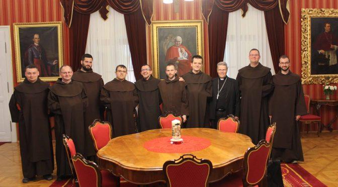 Bogoslovi u posjetu Đakovačko-osječkoj nadbiskupiji