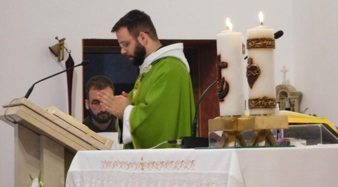 Mladomisnik o. Marko od Duha Svetoga u Brezovici