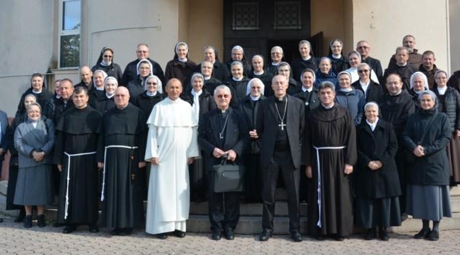 Godišnje zasjedanje Hrvatske redovničke konferencije