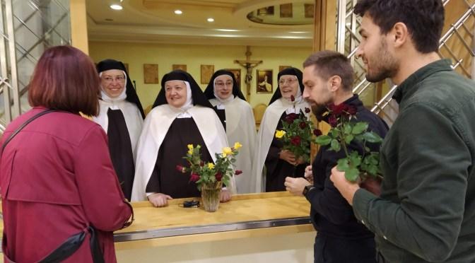 Proslava blagdana Male Terezije u sarajevskom Karmelu