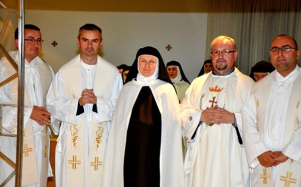 Proslava sv. Terezije od Isusa i srebrni jubilej u Karmelu sv. Josipa