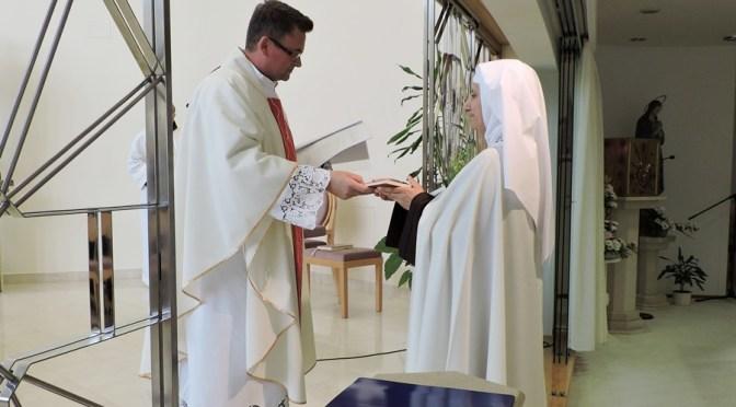 Prvi zavjeti s. Marije Margarete od Presvetog Srca Isusova