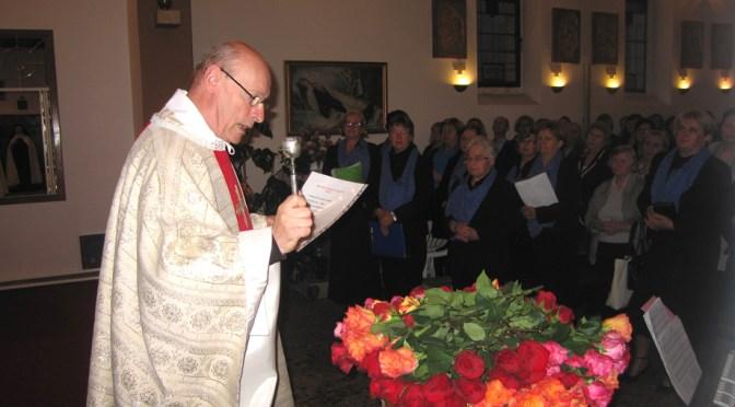 Proslavljen blagdan sv. Terezije od Djeteta Isusa u Karmelu-Brezovici