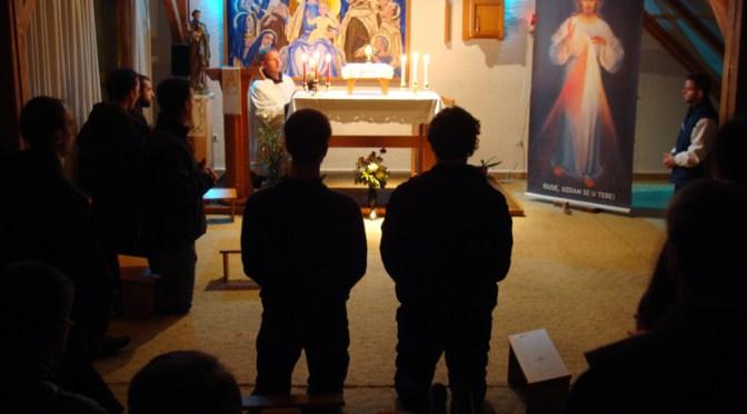 Duhovna obnova za mladiće