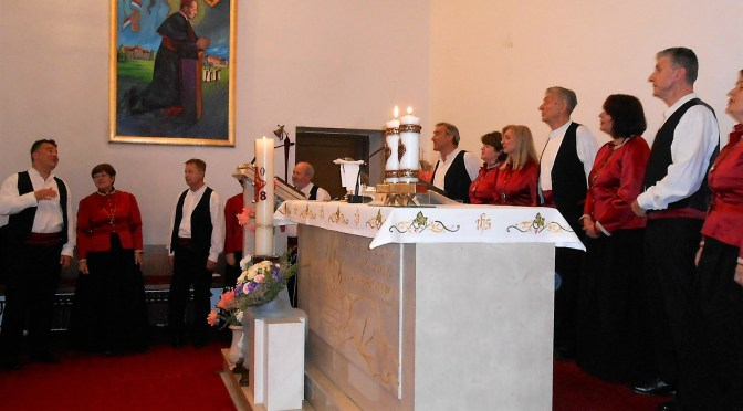 Uskrsni koncert u Stepinčevom Karmelu
