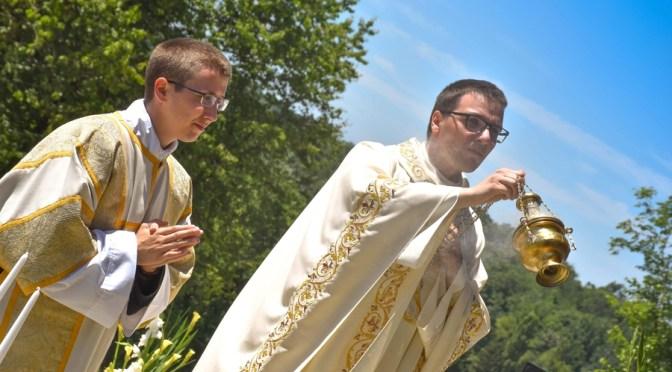 O. Ivan Pleše proslavio mladu misu