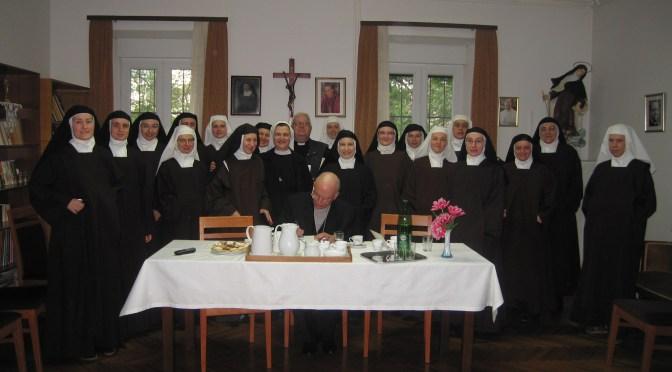 Veliki petak s Nuncijem u Stepinčevom Karmelu u Brezovici