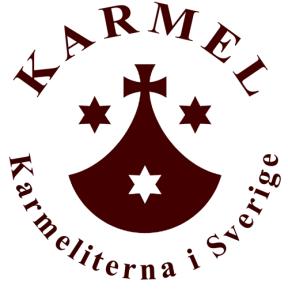 Karmeliterna i Sverige - Logo