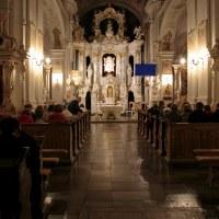 XIX Spotkanie Rodziny Szkaplerznej w Zamartem – dzień 1