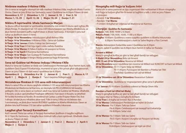 Programm Pastorali 2
