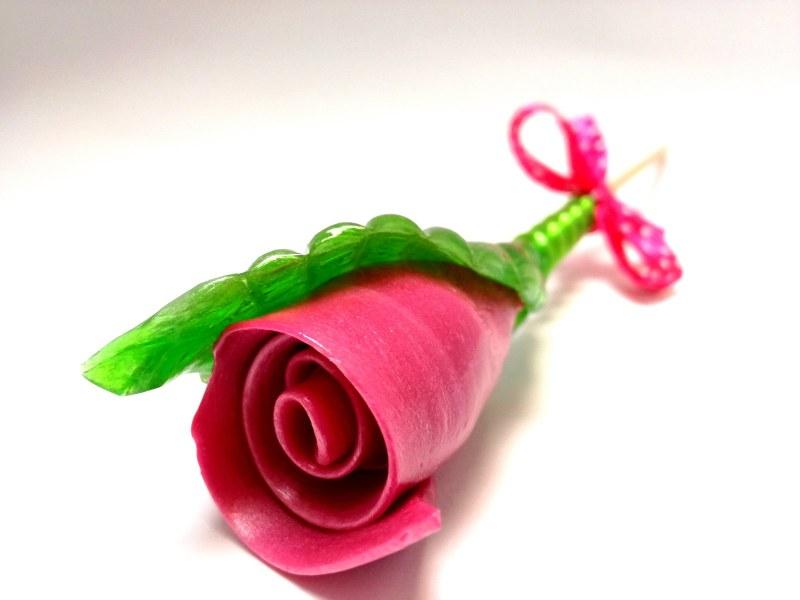 Lizak Róża Mała