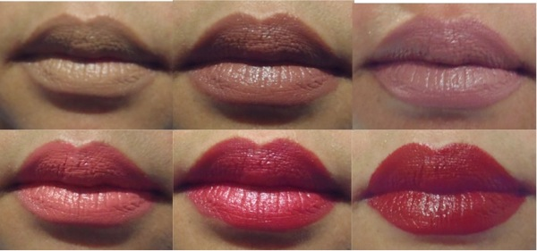 Reviewing the Popular NYX Round Lipsticks (4/5)