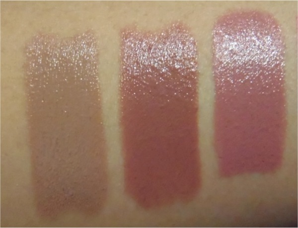 Reviewing the Popular NYX Round Lipsticks (2/5)