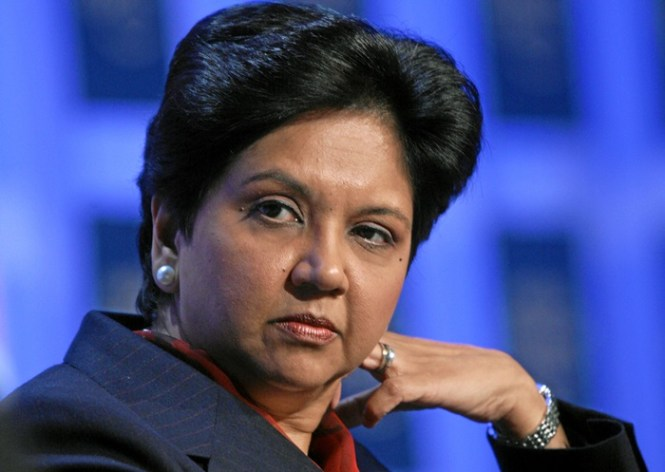 indra nooyi success guide