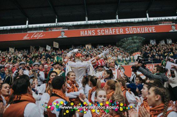 Flashmob Köln