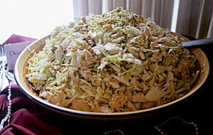 Hilary's Chinese Chicken Salad