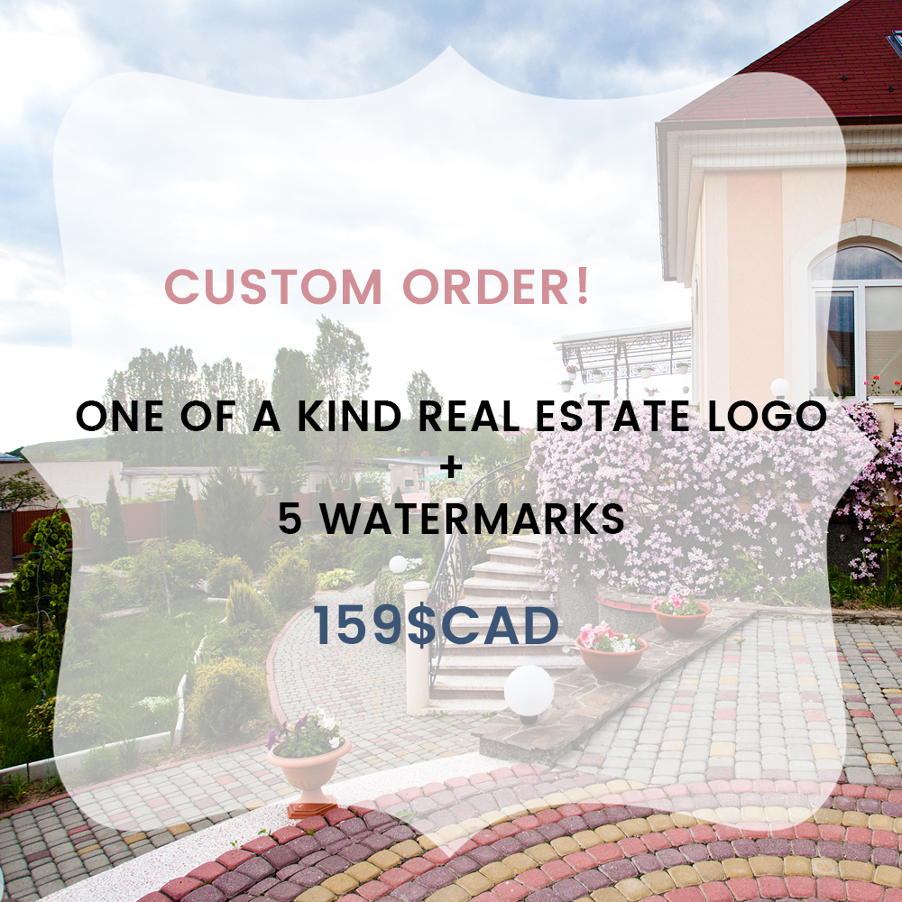 Custom Real Estate Logo