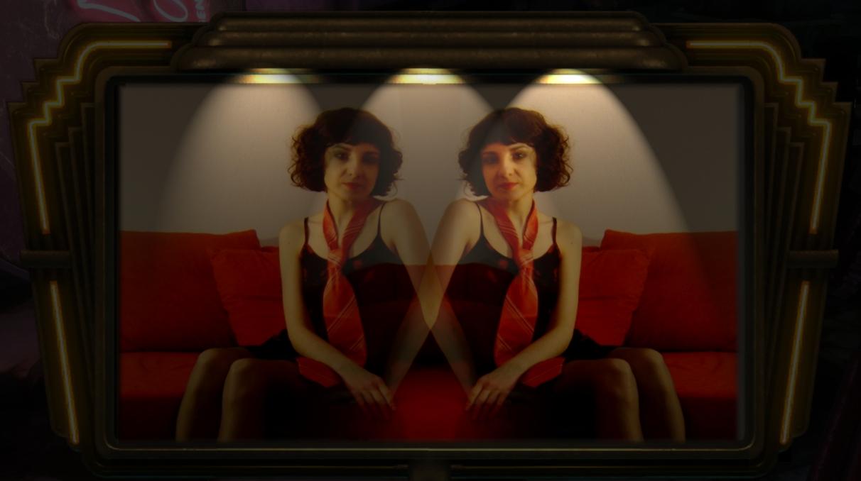 """Justyna Karolak, """"Raz, dwa, trzy – ciemność patrzy"""" (opowiadanie oniryczne w konwencji horroru)"""