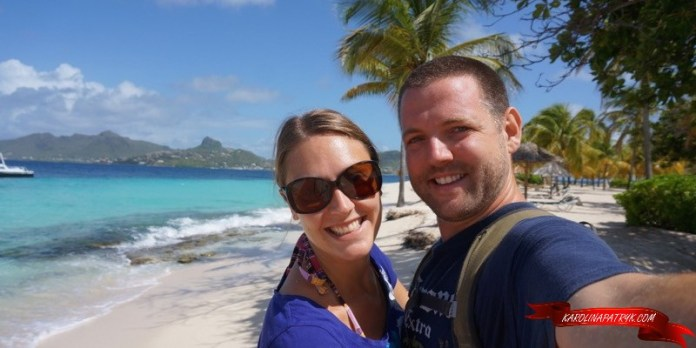 Travelling through the Caribbean