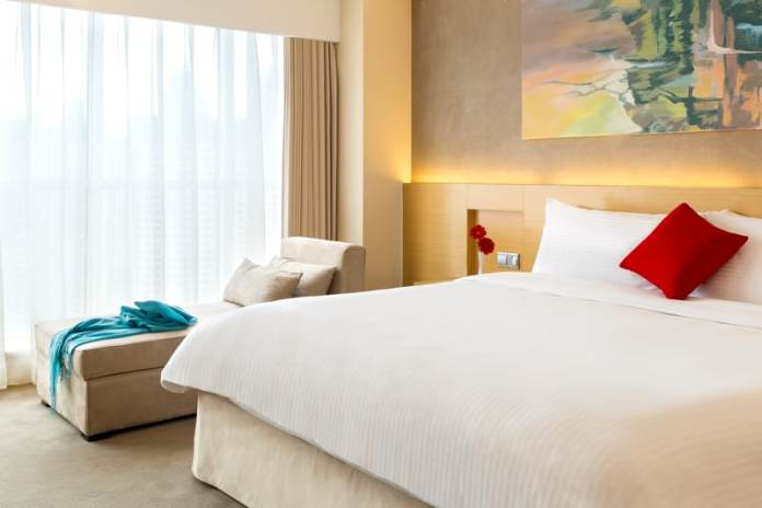 Club deluxe suite Hotel Jen Upper East Beijing